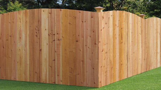 Pressure Treated Pine Fence installations by Dynamic Fence of Raleigh.
